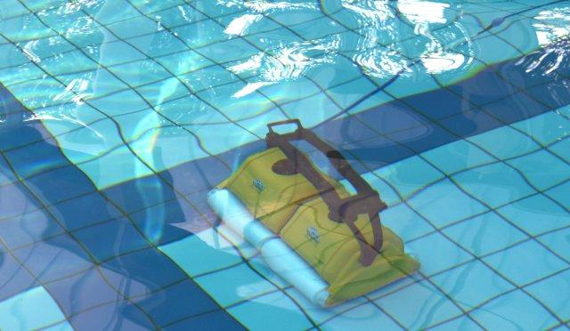 robot vệ sinh bể bơi tự động thông minh 4